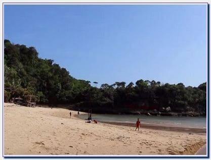 Pantai Ngliyep Malang Jawa Timur