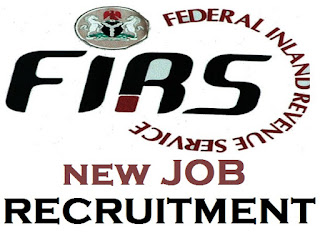 Download and Fill the FIRS Recruitment Form Here
