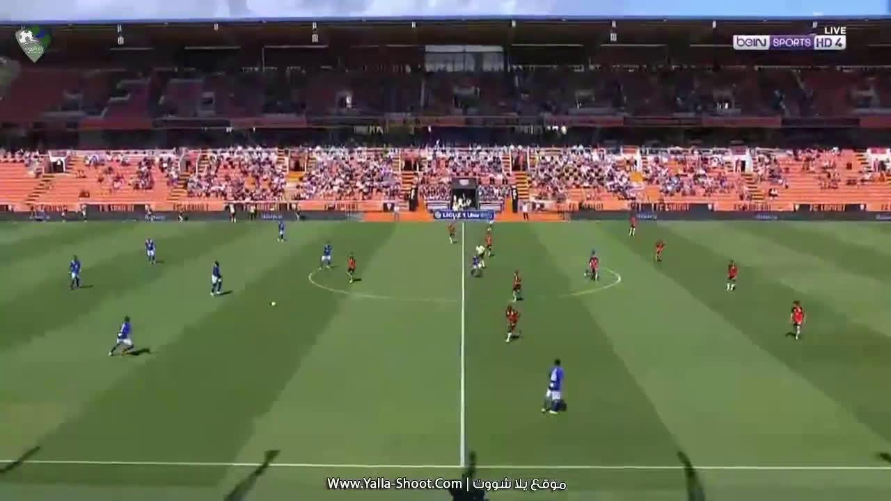 أهداف مباراة لوريان 3-1 ستراسبورج بتاريخ 2020-08-23 الدوري الفرنسي