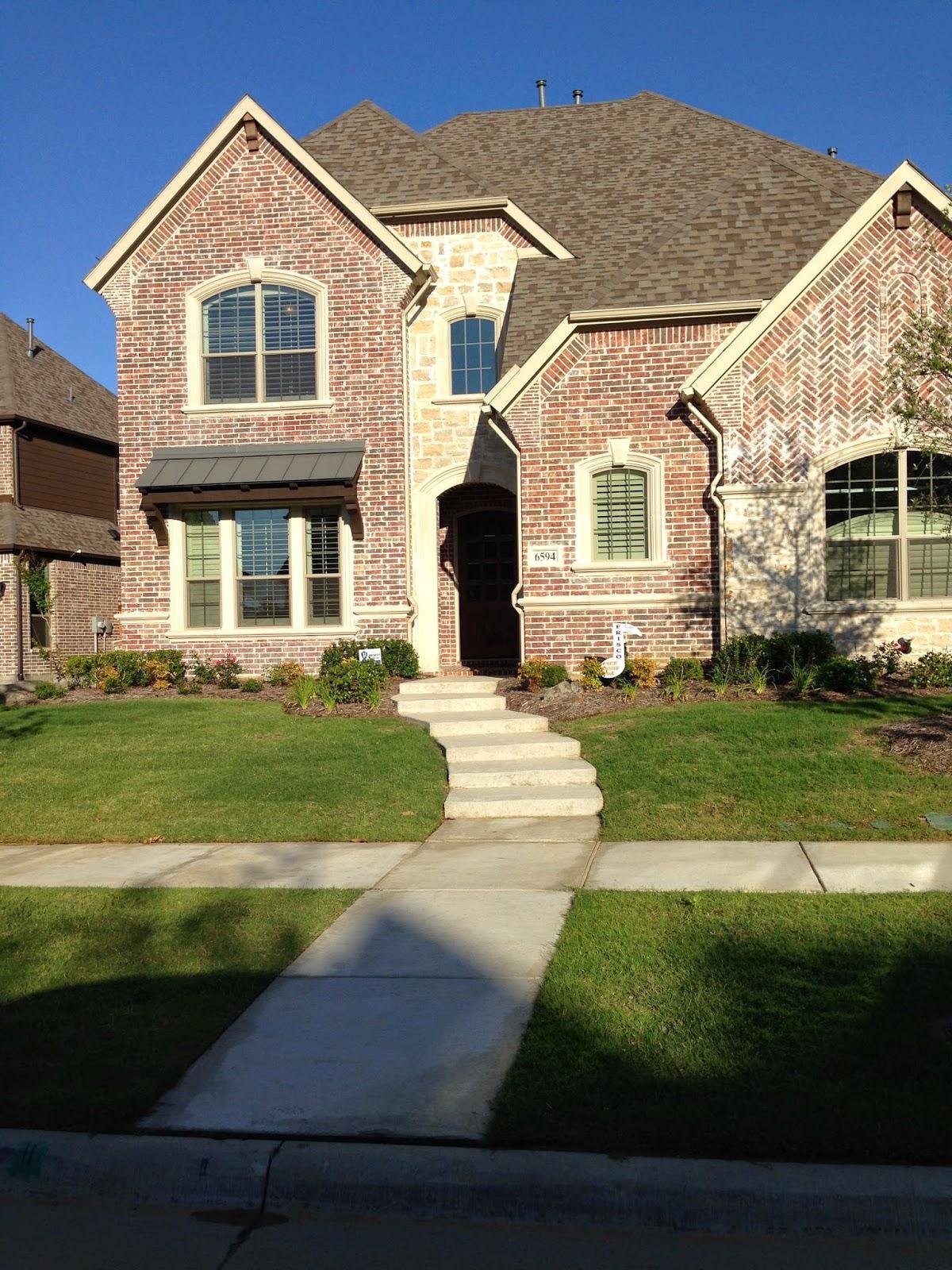 Lauren stack stack house design decisions - Lennar homes interior paint colors ...