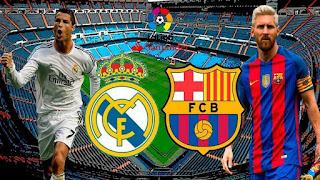 Реал Мадрид – Барселона прямая трансляция онлайн 27/02 в 23:00 по МСК.