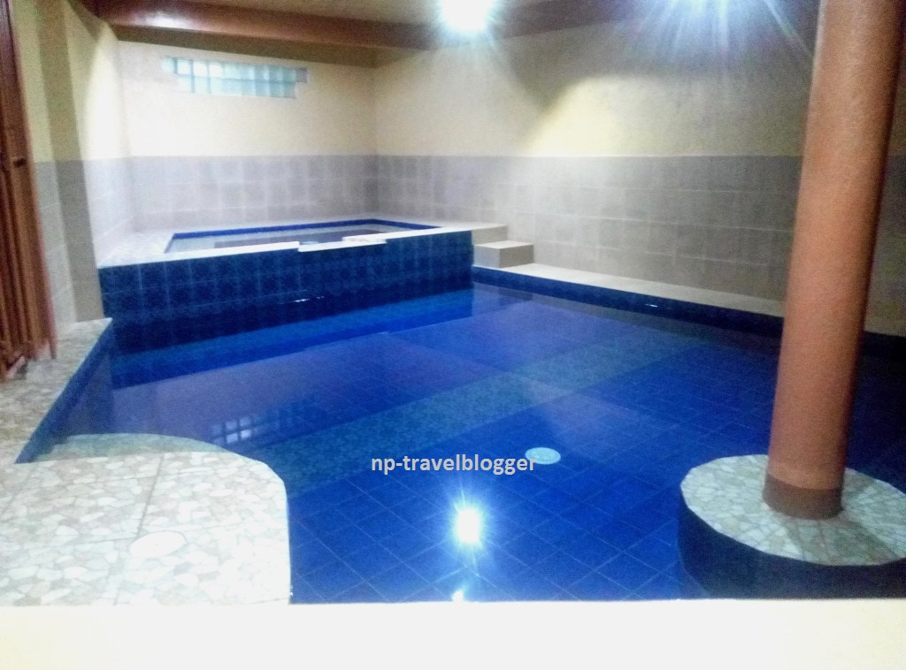 Indoor Pool (3ft Deep Perfect For Kids)