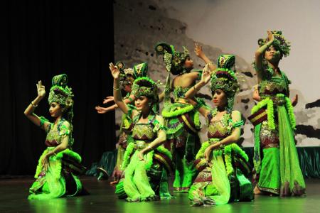 Tari Bedoyo Wulandaru, Tarian Tradisional Dari Banyuwangi Provinsi Jawa Timur