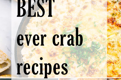 5 Best ever crab recipes