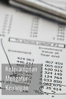 Keahlian mengatur keuangan