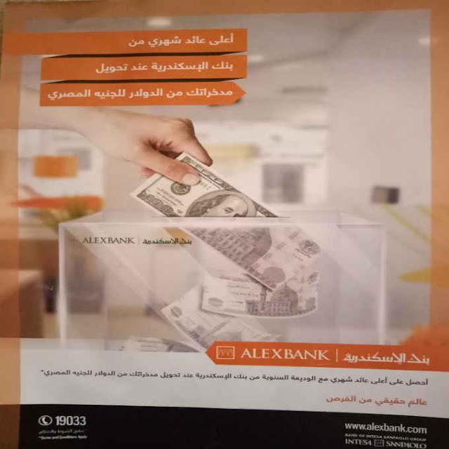 alexbank time deposit
