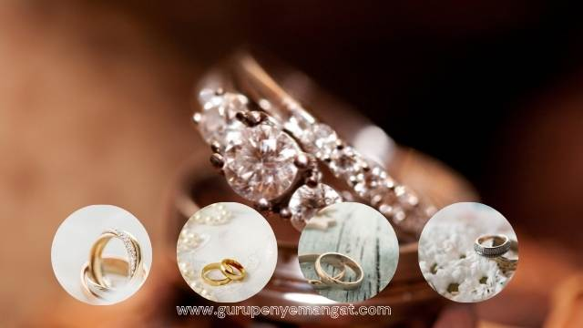 Rekomendasi Cincin Tunangan Emas Polos yang Cantik