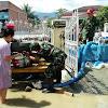 Babinsa Koramil 417-03/AH bantu warga terkena dampak banjir