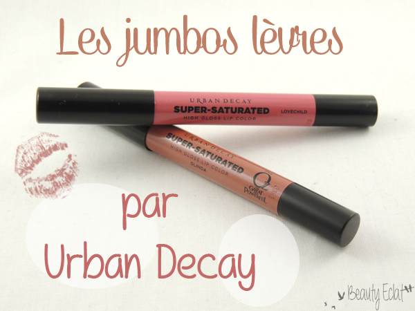 revue avis test urban decay jumbo levres supersaturated