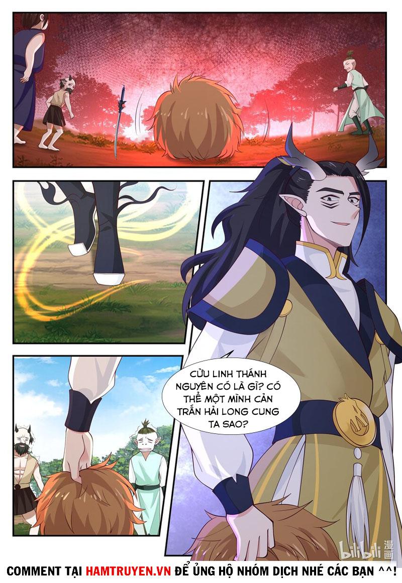 Thần Long Vương Tọa Chương 102 - Vcomic.net