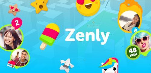 cara menggunakan aplikasi zenly