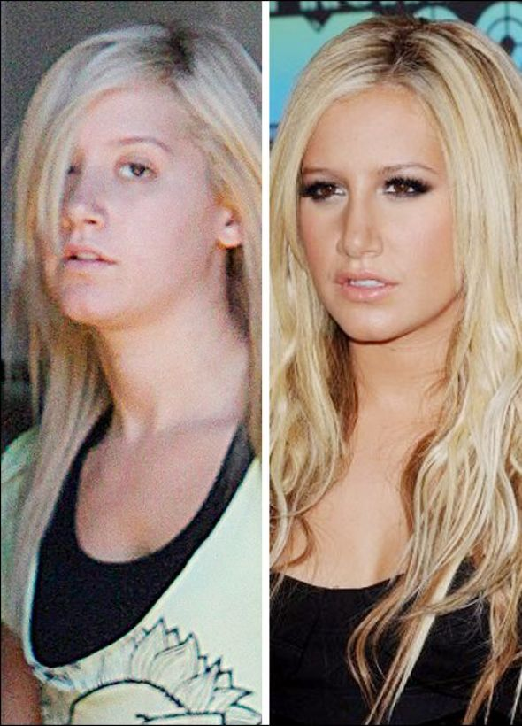 Celebrities Without Makeup Pic Addict