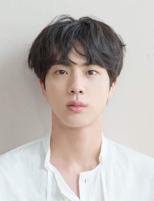 Cukuran rambut pria korea belah tengah