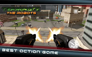 Download Terminate The Robots v1.0 Mod Apk