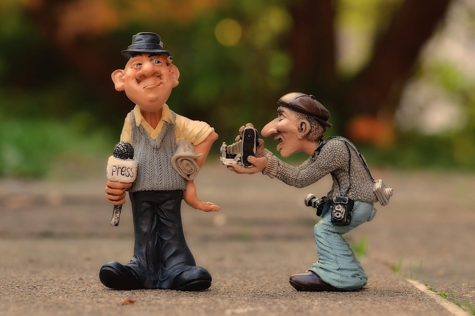 Periodistas y empresas. Cómo actuar unos con otros