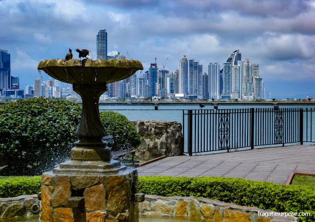Casco Viejo da Cidade do Panamá - Baluarte das Monjas