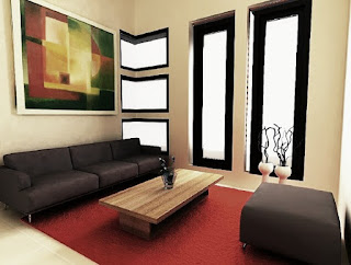 Design and Decoration Modern Minimalist Living Room