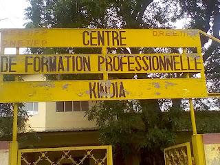 Kindia, Lancement officiel de la première journée des épreuves des examens de sortie de l'Enseignement Technique
