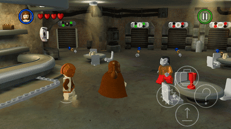 LEGO Star Wars Apk + Data for android