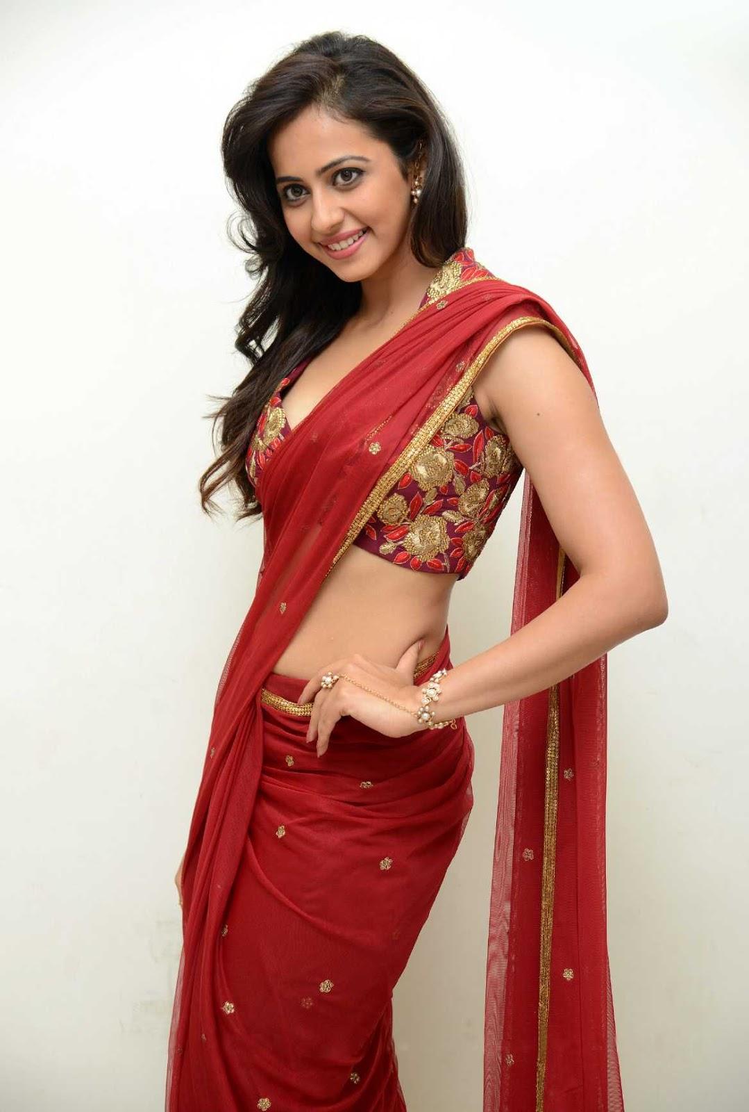 Rakul Preet Singh Latest Hot Glamourous Spicy Photoshoot -9133