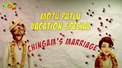 Motu Patlu Vacation Special 2017 Hindi 720p WEBRip 450mb