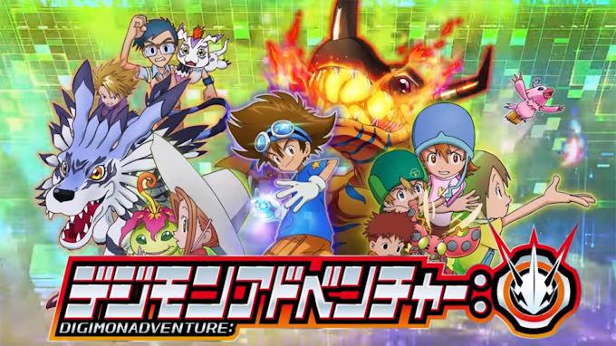 Descargar Digimon Adventure: 2020 [21/??] [Sub Español] [HD] [Mega] [Mediafire]