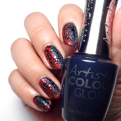Gel Bubble Nails