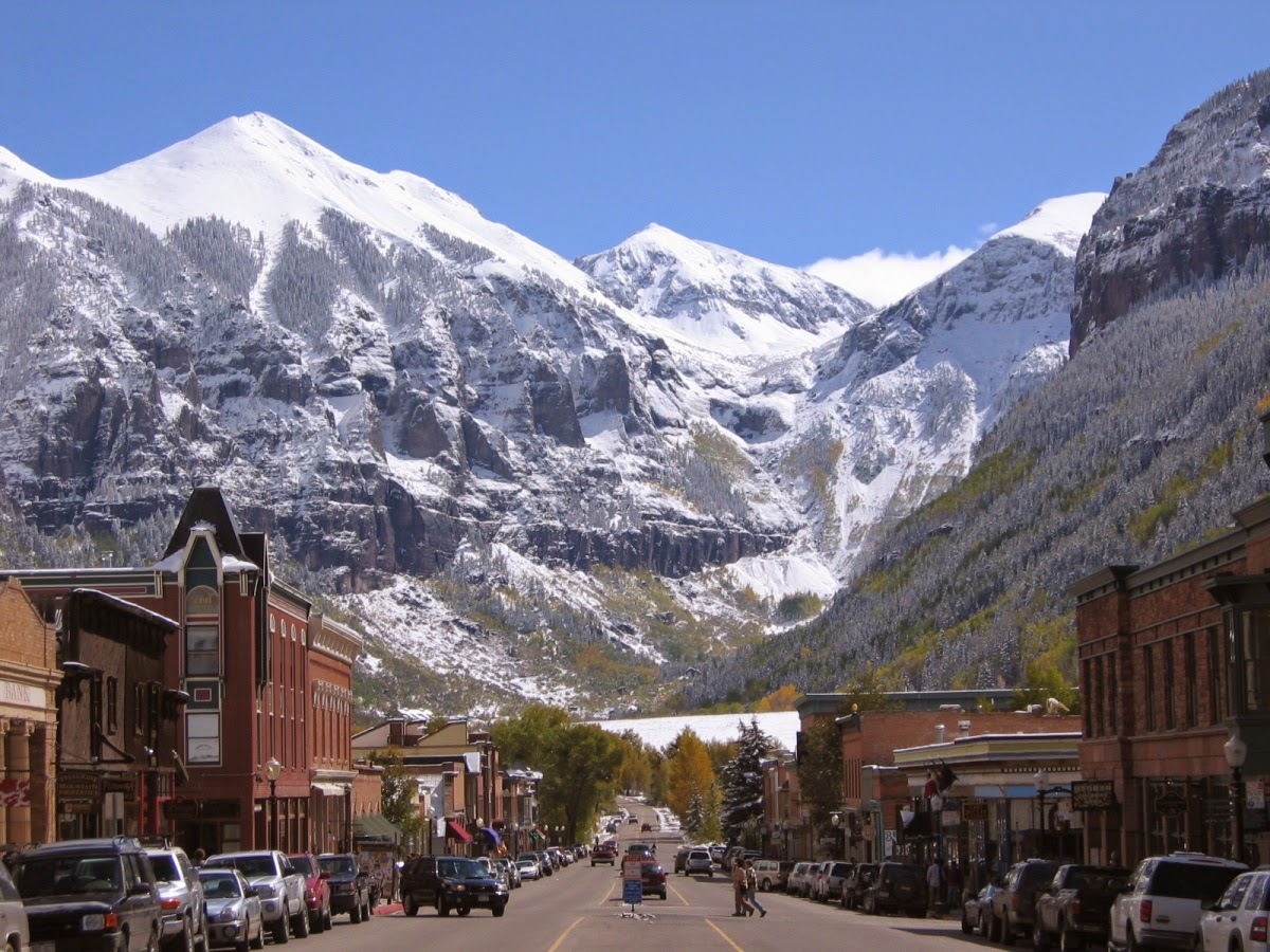 telluride colorado photo