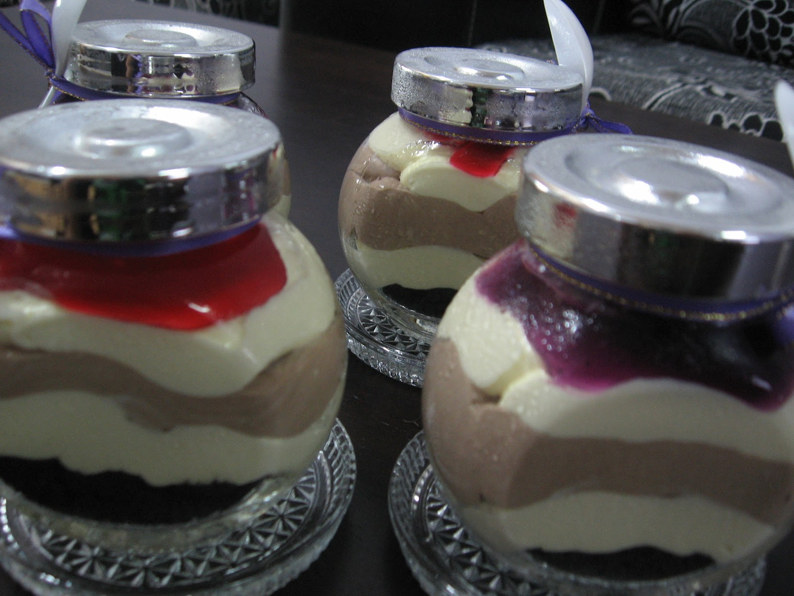 Resep Cake Jar Oreo: Main Masak-masak: Oreo Cheese Cake In Jar