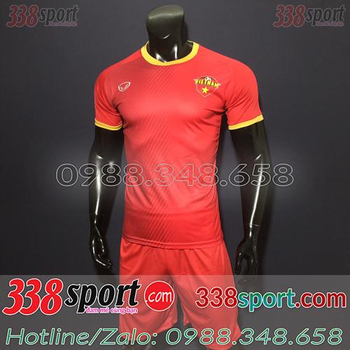 Áo Đội Tuyển Việt Nam Grand  Đỏ 2019
