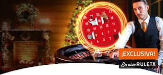 Luckia Consigue un bono de 10€ cada día 21-27 diciembre 2020