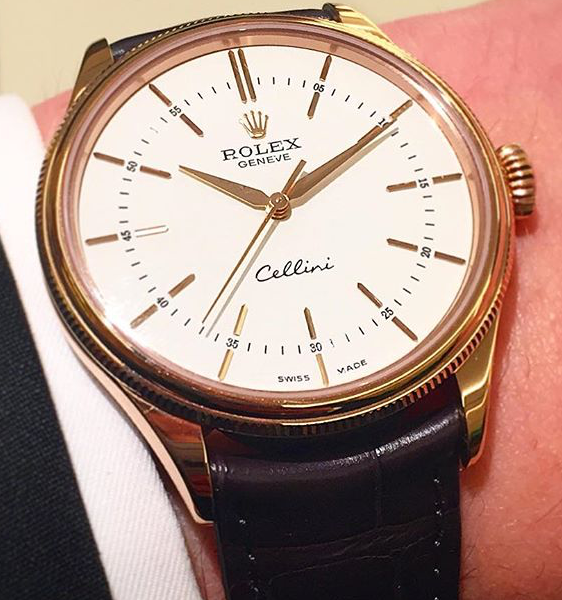 Rolex cellini sorelle ronco blog for Sorelle ronco rolex