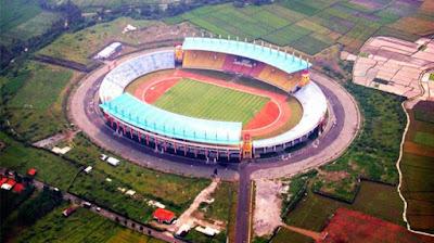Tinggalkan GBLA, Persib Kembali Gunakan Stadion Si Jalak Harupat