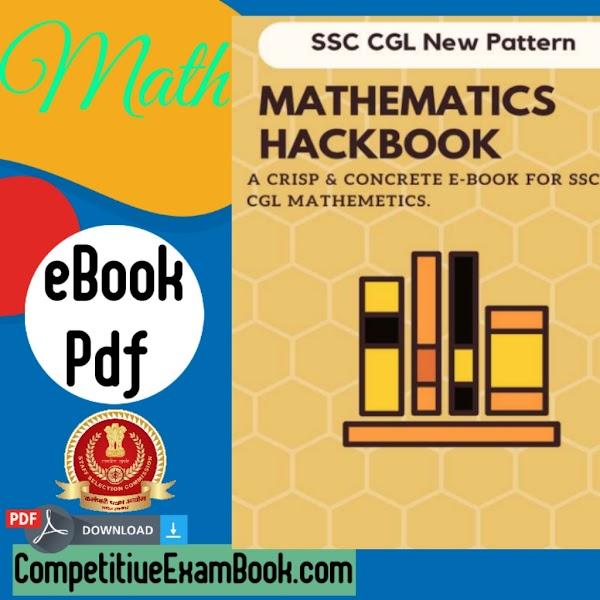 [PDF] Mathematics HACKBOOK SSC CGL New Pattern
