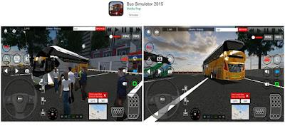game bus simulator offline terbaik