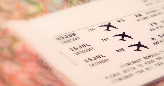 Passagens aéreas para a Califórnia