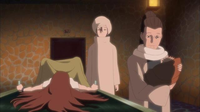 This is the power rank of the Sarutobi clan members from Naruto to Boruto!