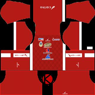 708a41d8856 Sabah Fa 2018 - Dream League Soccer Kits - Kuchalana