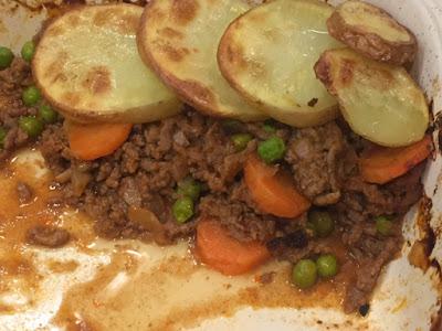 Beef Mince Hot Pot