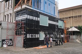 Portable Container | www.master-container.com - Office Container, Sewa Container & Penitipan Container