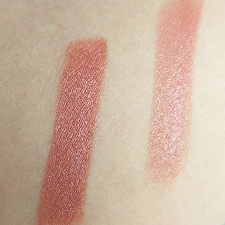 Charlotte Tilbury Hot Lips Lipstick 2 in Dance Floor Princess and JK Magic | Do They Live Up to the Hype? Swatches