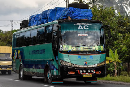 Sejarah dan Profil PO ALS (Antar Lintas Sumatra)