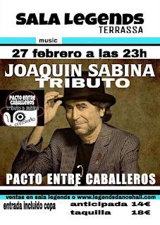 Sabina Tributo Legends