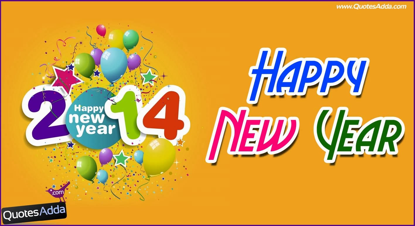 2014 Happy New Year Wallpapers  2014 Happy New Year Quotes In English