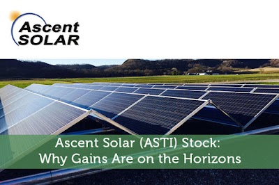 ASTI - Ascent Solar Technologies - Award Winning, Flexible Solar Panels for Aerospace, Military and Consumer Markets