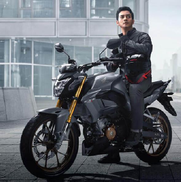 Honda CB150R MY2021 Gini Loh Desain Macho