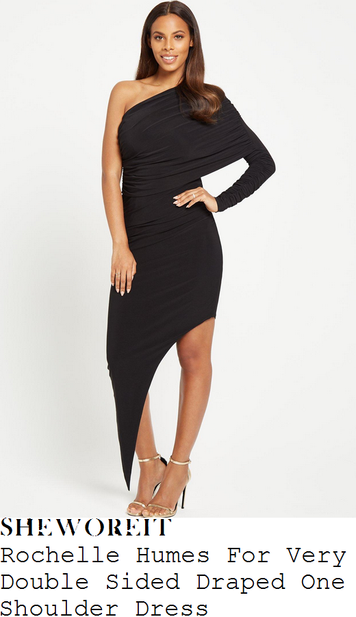 rochelle-humes-rochelle-humes-for-very-black-one-shoulder-long-sleeve-draped-asymmetric-jersey-bodycon-dress