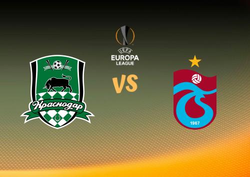Krasnodar vs Trabzonspor  Resumen