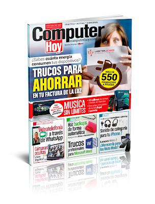 Computer Hoy 477 - Trucos para ahorrar electricidad !!