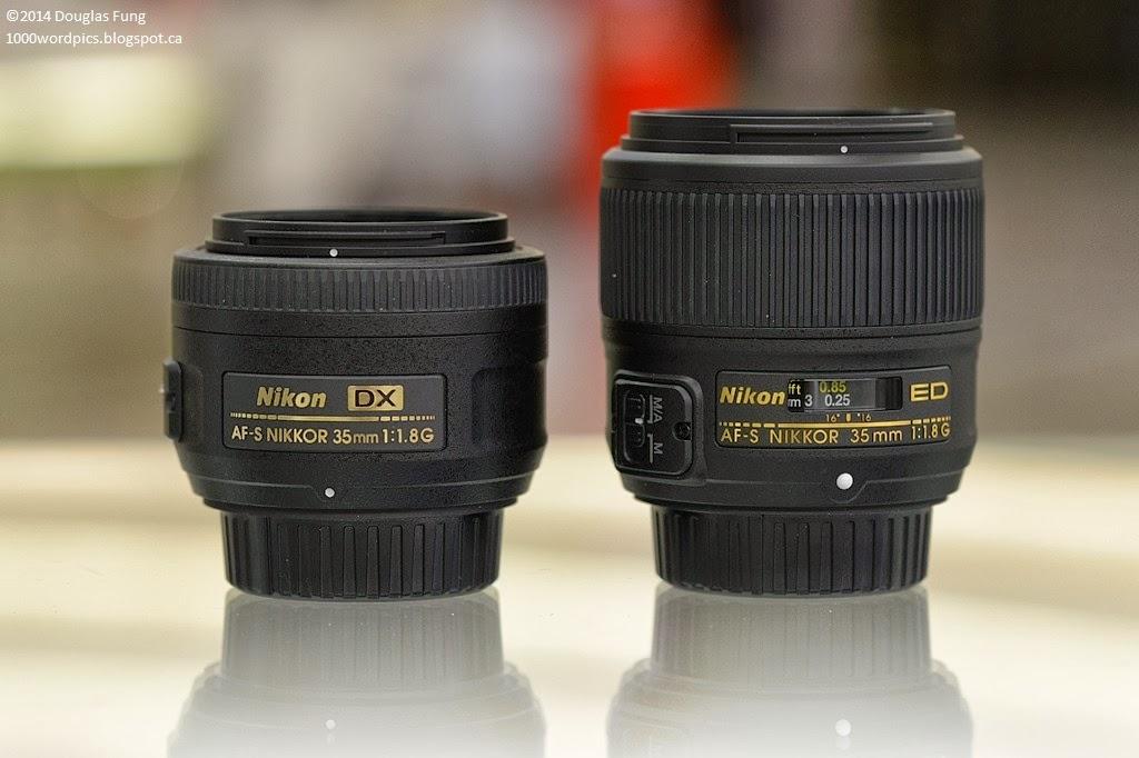 AF-S DX Nikkor 35mm f/1.8G: non solo un semplice